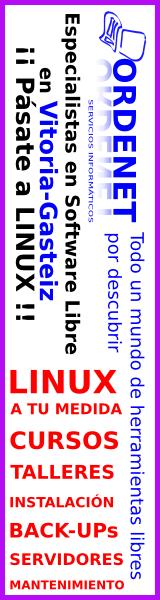 Si quieres pasarte a linux : ordenet.com (on-line u off-line en Vitoria-Gasteiz y alrededores)